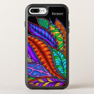 Coque Otterbox Symmetry Pour iPhone 7 Plus Cas plus de l'iPhone 7 optimistes d'OtterBox