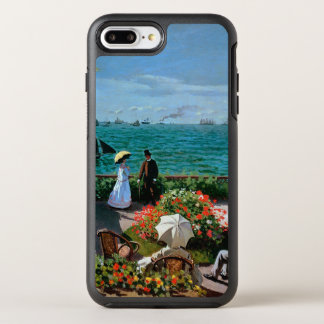 Coque Otterbox Symmetry Pour iPhone 7 Plus Claude Monet | la terrasse chez Sainte-Adresse,