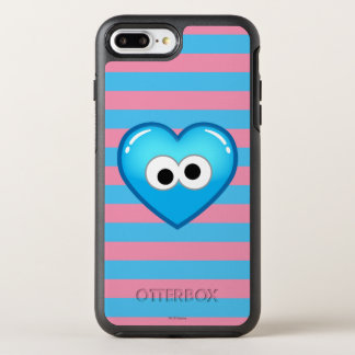 Coque Otterbox Symmetry Pour iPhone 7 Plus Coeur de biscuit