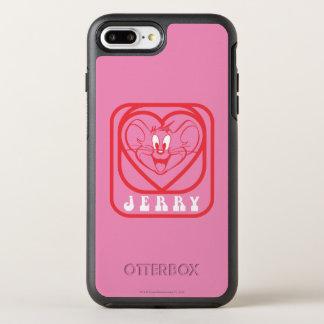 Coque Otterbox Symmetry Pour iPhone 7 Plus Coeurs roses de Jerry