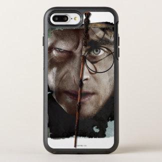 Coque Otterbox Symmetry Pour iPhone 7 Plus Collage 10 de Harry Potter