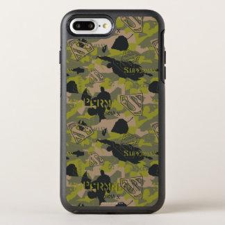 Coque Otterbox Symmetry Pour iPhone 7 Plus Collage de camouflage