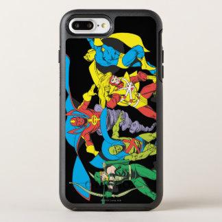 Coque Otterbox Symmetry Pour iPhone 7 Plus Collection superbe 10 de Powers™