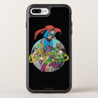 Coque Otterbox Symmetry Pour iPhone 7 Plus Collection superbe 6 de Powers™