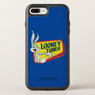 Coque Otterbox Symmetry Pour iPhone 7 Plus Correction LOONEY du ™ TUNES™ de BUGS BUNNY rétro