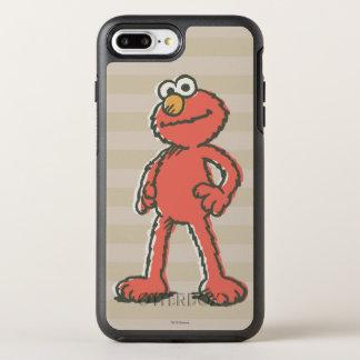 Coque Otterbox Symmetry Pour iPhone 7 Plus Cru d'Elmo