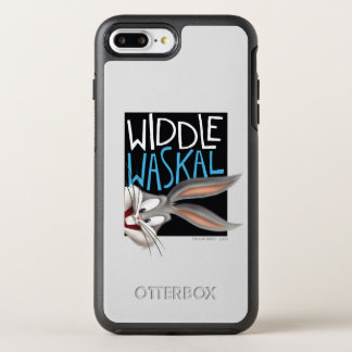 Coque Otterbox Symmetry Pour iPhone 7 Plus ™ de BUGS BUNNY - Widdle Waskal