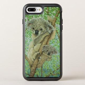 Coque Otterbox Symmetry Pour iPhone 7 Plus Dessus de l'arbre