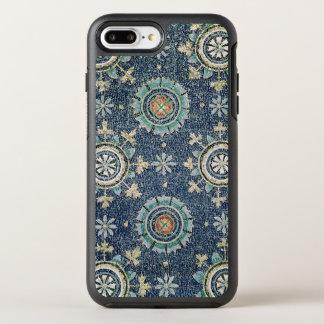 Coque Otterbox Symmetry Pour iPhone 7 Plus Détail de la décoration florale de la chambre
