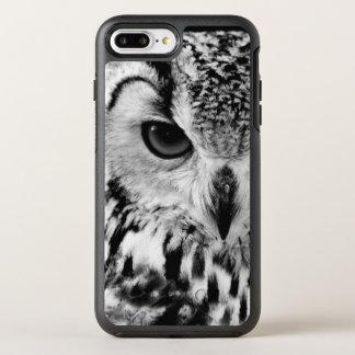 Coque Otterbox Symmetry Pour iPhone 7 Plus Fermez-vous vers le haut du portrait du