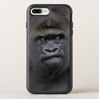 Coque Otterbox Symmetry Pour iPhone 7 Plus Flachlandgorilla, gorille de gorille,