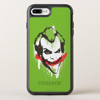 Coque Otterbox Symmetry Pour iPhone 7 Plus Graffiti de joker