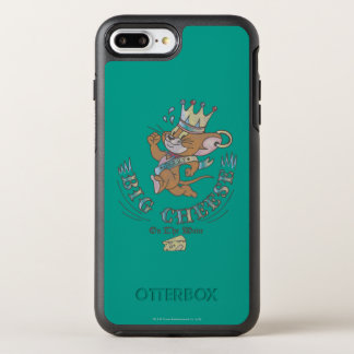 Coque Otterbox Symmetry Pour iPhone 7 Plus Grand fromage de Jerry sur la lune 2