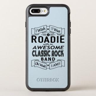 Coque Otterbox Symmetry Pour iPhone 7 Plus Groupe de rock classique impressionnant de ROADIE