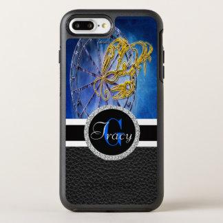 Coque Otterbox Symmetry Pour iPhone 7 Plus Horoscope de conception d'astrologie de zodiaque
