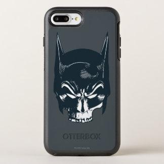 Coque Otterbox Symmetry Pour iPhone 7 Plus Icône de capot/crâne de Batman
