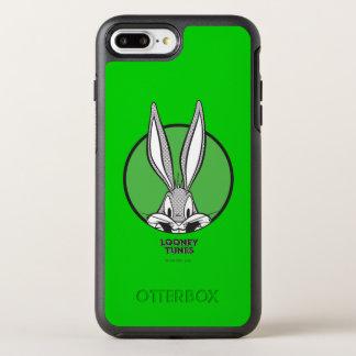 Coque Otterbox Symmetry Pour iPhone 7 Plus Icône pointillée de ™ de BUGS BUNNY
