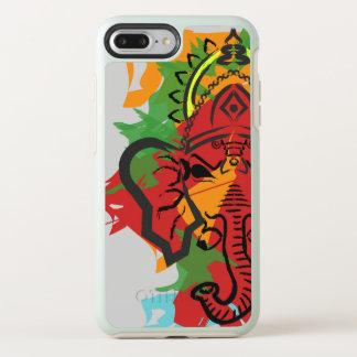 Coque Otterbox Symmetry Pour iPhone 7 Plus Illustration de Ganesha