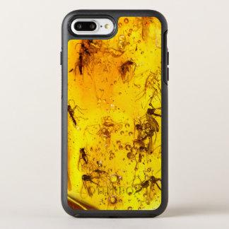 Coque Otterbox Symmetry Pour iPhone 7 Plus Insectes en ambre |