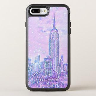Coque Otterbox Symmetry Pour iPhone 7 Plus iPhone de la vie de ville 8/7 cas plus d'Otterbox