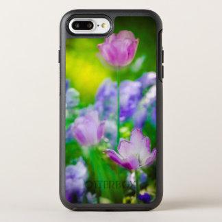 Coque Otterbox Symmetry Pour iPhone 7 Plus Jardin de tulipe, Giverny, France