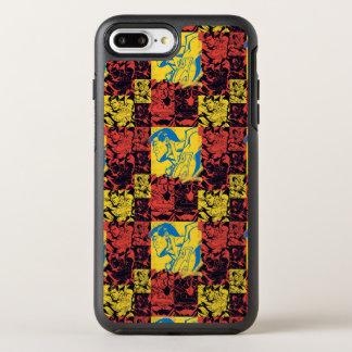 Coque Otterbox Symmetry Pour iPhone 7 Plus Jaune et rouge de Superman