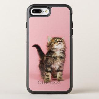 Coque Otterbox Symmetry Pour iPhone 7 Plus Jeune chat recherchant
