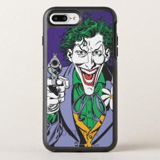 Coque Otterbox Symmetry Pour iPhone 7 Plus Le joker dirige l'arme à feu
