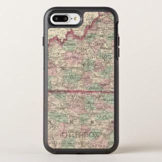 Coque Otterbox Symmetry Pour iPhone 7 Plus Le Kentucky et le Tennessee