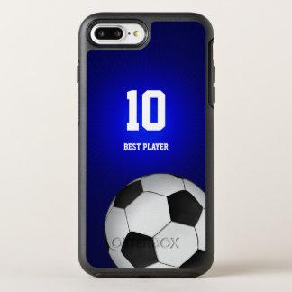Coque Otterbox Symmetry Pour iPhone 7 Plus Le meilleur joueur aucuns sports du football du