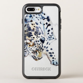 Coque Otterbox Symmetry Pour iPhone 7 Plus Léopard Arabe 2008 5
