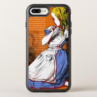 Coque Otterbox Symmetry Pour iPhone 7 Plus Les aventures d'Alice au pays des merveilles