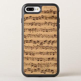 Coque Otterbox Symmetry Pour iPhone 7 Plus Les concerts de Brandenburger, No.5 D-Dur, 1721