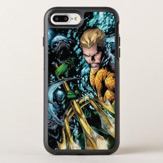 Coque Otterbox Symmetry Pour iPhone 7 Plus Les nouveaux 52 - Aquaman #1