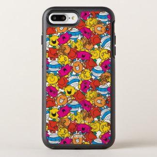 Coque Otterbox Symmetry Pour iPhone 7 Plus Les visages de sourire lumineux   ajoutent votre