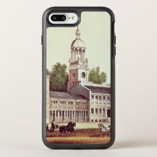 Coque Otterbox Symmetry Pour iPhone 7 Plus L'indépendance Hall, Philadelphie