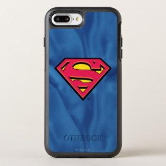 Coque Otterbox Symmetry Pour iPhone 7 Plus Logo classique du S-Bouclier   de Superman