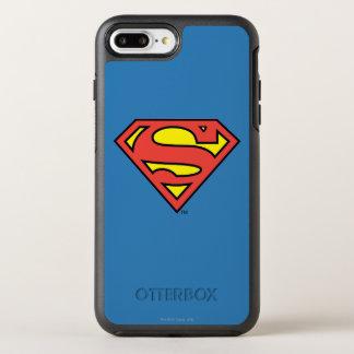Coque Otterbox Symmetry Pour iPhone 7 Plus Logo du S-Bouclier   Superman de Superman