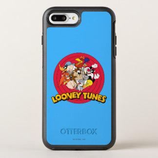 Coque Otterbox Symmetry Pour iPhone 7 Plus Logo Looney de caractère d'airs