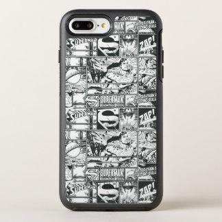 Coque Otterbox Symmetry Pour iPhone 7 Plus Logos noirs et blancs