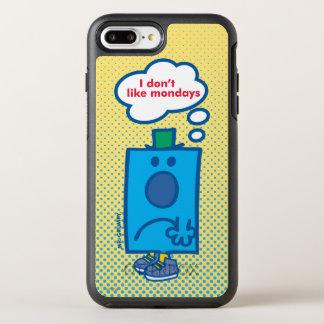 Coque Otterbox Symmetry Pour iPhone 7 Plus M. Grumpy | je n'aime pas la bulle de pensée de