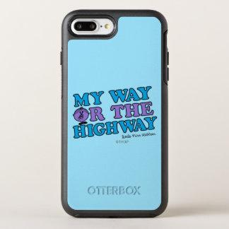 Coque Otterbox Symmetry Pour iPhone 7 Plus Ma manière ou la route