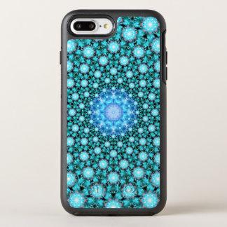 Coque Otterbox Symmetry Pour iPhone 7 Plus Mandala stellaire de cascade