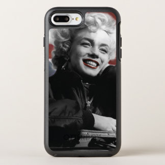 Coque Otterbox Symmetry Pour iPhone 7 Plus Marilyn patriote