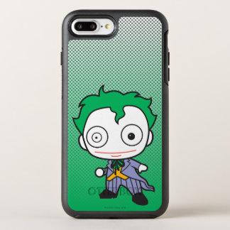 Coque Otterbox Symmetry Pour iPhone 7 Plus Mini joker 2