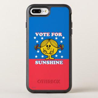 Coque Otterbox Symmetry Pour iPhone 7 Plus Mme Sunshine Election - vote pour le soleil