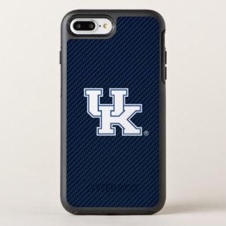 Coque Otterbox Symmetry Pour iPhone 7 Plus Motif BRITANNIQUE de fibre de carbone du Kentucky