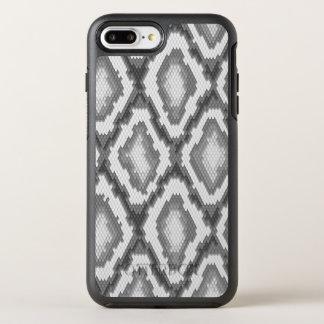 Coque Otterbox Symmetry Pour iPhone 7 Plus Motif de peau de serpent de python