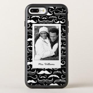 Coque Otterbox Symmetry Pour iPhone 7 Plus Motif de photo et de moustache de nom