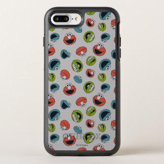 Coque Otterbox Symmetry Pour iPhone 7 Plus Motif d'équipe du Sesame Street | All Star